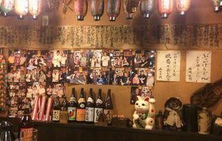 日本酒も料理も旨い