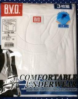B.V.D. Tシャツ 吸水速乾