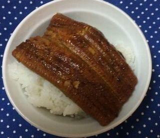 うな丼 鹿児島県産・鰻