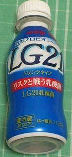 明治プロビオ ヨーグルト LG21